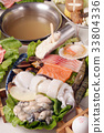 Seafood hot pot 33804336