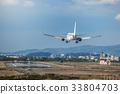 飞机 客用飞机 登陆 33804703