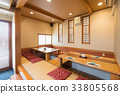 Banquet room Tavern Japanese style room Restaurant Japanese style image 33805568