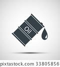 vector, oil, barrel 33805856