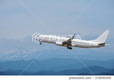 飛行的飛機 33806090
