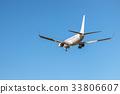 飞机 客用飞机 蓝天 33806607