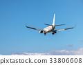 飞机 客用飞机 蓝天 33806608