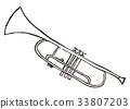 喇叭 器具 仪器 33807203