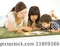 父母和小孩 親子 育兒 33809366