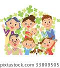 ครอบครัว,โคลเวอร์สี่แฉก,มีความสุข 33809505