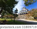 nagahama castle, castle, castles 33809719