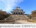 nagahama castle, castle, castles 33809723