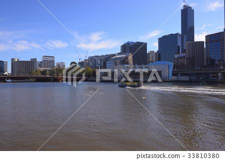 Cruise ship, Melbourne, Victoria, Australia 33810380