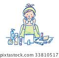 化妝品 化妝 製作 33810517