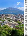 sakurajima, shiroyama observation platform, observation deck 33811769