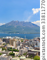 sakurajima, outlook, prospect 33811770