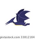dinosaur, vector, dino 33812164