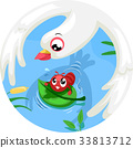 Fable The Dove And The Ant 33813712