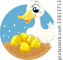Fable The Goose Who Laid Golden Eggs 33813713