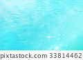 Abstract Water Background with Ripple. 33814462