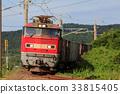 貨運列車 夏天 夏 33815405