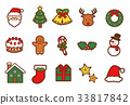 icon, icons, set 33817842