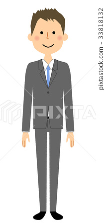Businessman 33818132