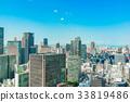 [Osaka Prefecture] Urban landscape 33819486
