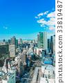 [Osaka Prefecture] Urban landscape 33819487