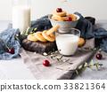 milk, cookie, food 33821364