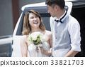 결혼식, 혼례, 신부 33821703