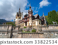 Peles Castle in Sinaia, Romania 33822534