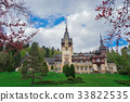Peles Castle in Sinaia, Romania 33822535