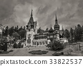 Peles Castle in Sinaia, Romania 33822537