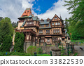 Peles Castle in Sinaia, Romania 33822539