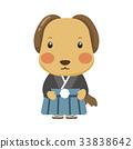 สุนัข,สุนัช,เครื่องแต่งกายญี่ปุ่น 33838642
