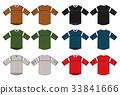 ภาพประกอบเสื้อฮอกกี้ / รูปแบบสี 33841666