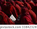 네팔, 네팔인, 승려 33842328