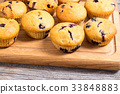 blueberry muffin fruit 33848883