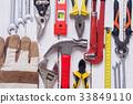 Set of tools 33849110