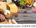Different kind of cheese 33849188