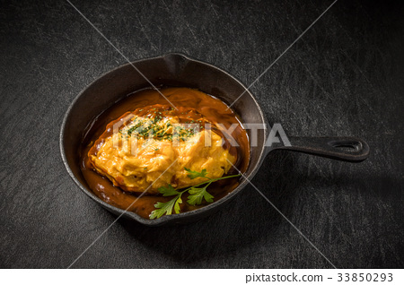 煎蛋捲 蛋 食物 33850293