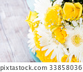 Bunch of flowers Easter gift 33858036