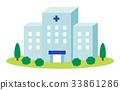 hospital, hospitals, polyclinic 33861286