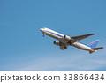 飞机 客用飞机 飞翔 33866434