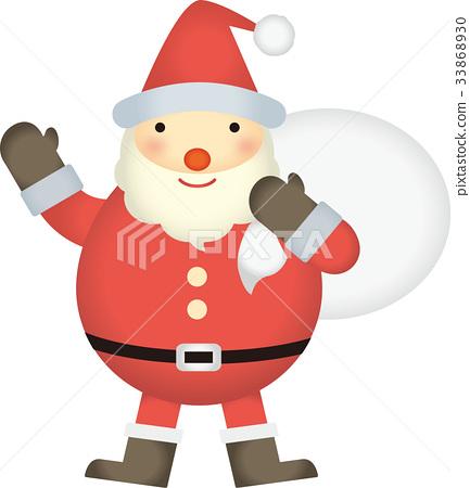 산타, 산타 클로스, 산타클로스 33868930