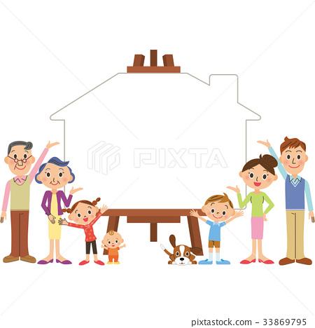 三代家庭校園住宅 33869795