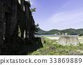 ruins, ash, ruin 33869889