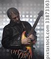 guitar, rock, guitarist 33873363