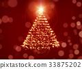 휴일, 배경, 크리스마스 33875202