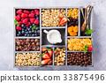 Quick breakfast cereals 33875496