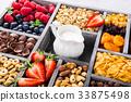 Quick breakfast cereals 33875498
