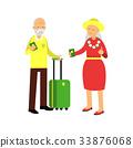 旅行 夫妇 一对 33876068