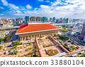 Taipei, Taiwan Cityscape 33880104